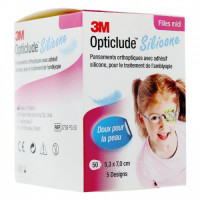 Opticlude Silicone écran...