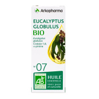 Huile essentielle n°07 eucalyptus...