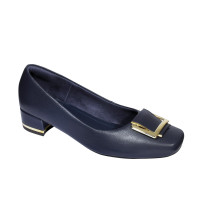 JULIA Chaussures Bleu Marine