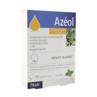 Azéol 30 comprimés à sucer
