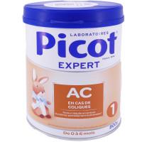 PICOT Expert Lait AC Coliques...