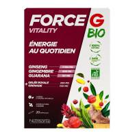 Force G bio énergie du quotidien...