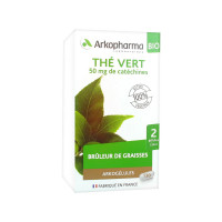 Arkogélules Thé Vert Bio 130 Gélules