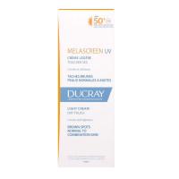 Melascreen UV crème SPF50 texture...