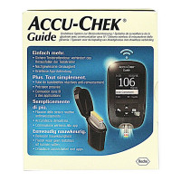 Accu-Chek guide kit glycémie