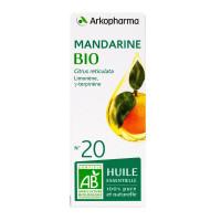 Huile essentielle n°20 mandarine 10ml