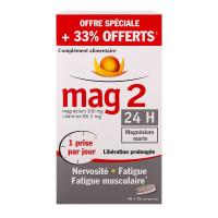 Mag 2 libération prolongée 24h +...