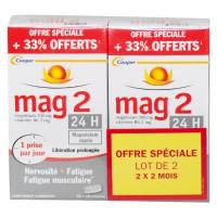 Mag 2 24H + 33 % offert - Lot de 2