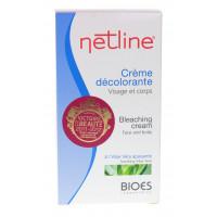 NETLINE Crème décolorante visage...
