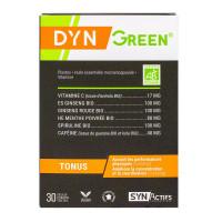 Dyn Green tonus 30 gélules