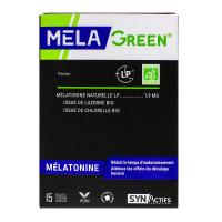 Melagreen mélatonine 15 gélules