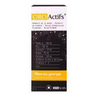 OroActifs spray gorge 15ml