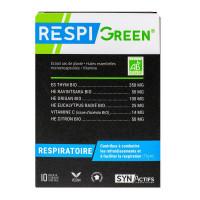 RespiGreen respiratoire 10 gélules