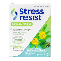 Stress Resist fatigue bi-couche 30...