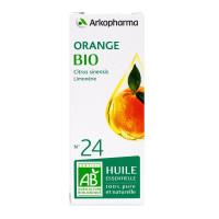 Huile essentielle n°24 orange 10ml