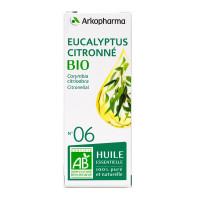 Huile essentielle n°06 eucalyptus...