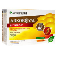 Arkoroyal dynergie miel orange 2 X...