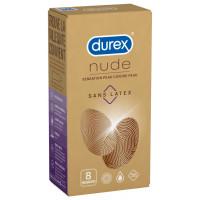 Nude Sans Latex 8 Préservatifs