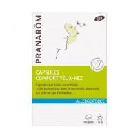 Allergoforce Confort Yeux-Nez 30 capsules