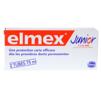 Dentifrice Junior 7-12 ans Lot 2...