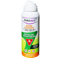 Répulsif Moustiques Zone Europe Temperées 125ml