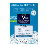 Gel-crème réhydratant thermal 50ml + soin nuit offert