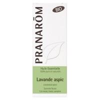 Huile Essentielle Lavande Aspic (Lavandula latifolia) Bio 10 ml
