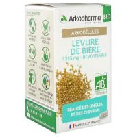 Arkogélules Levure de Bière Bio 150 Gélules