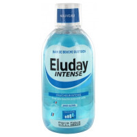 Eluday Intense Bain de Bouche Quotidien 500 ml
