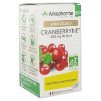 Arkogélules Cranberryne Bio 150 Gélules