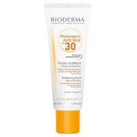 Photoderm AKN Mat SPF 30 Fluide Matifiant 40 ml