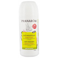 Aromapic Roller Anti-Moustique Lait Corporel 75 ml