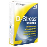 D-Stress Sommeil 40 Comprimés