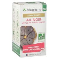 Arkogélules Ail Noir Bio 40 Gélules