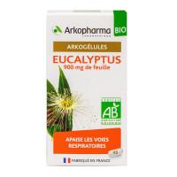 Arkogélules eucalyptus bio 45 gélules