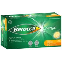 Berocca Énergie 30 comprimés effervescents