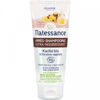 Après-shampooing Ultra nourrissant Karité bio et Kératine végétale 200ml
