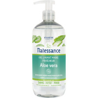 Gel lavant mains fraicheur Aloe Vera Bio 500ml