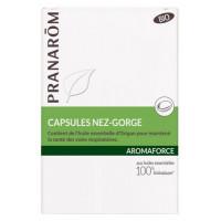Aromaforce Capsules Nez-Gorge 30 Capsules