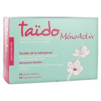Taïdo MénoActiv 60 Gélules Végétales