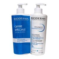 Atoderm Intensive baume peau sensible 2x500ml