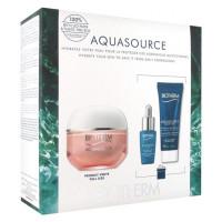 Aquasource Coffret Crème Riche Rituel Hydratation et Éclat 2020