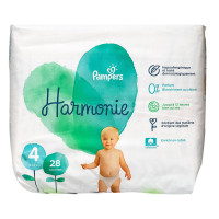Harmonie 28 couches 9-14kg taille 4