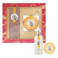 Coffret 2020 Bois d'Orange Eau Parfumée Bienfaisante 100 ml + Savon Parfumé 100 g