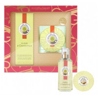 Coffret 2020 Fleur d'Osmanthus Eau Parfumée Bienfaisante 100 ml + Savon Parfumé 100 g Offert