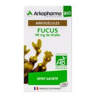 Arkogélules effet satiété fucus 150 gélules