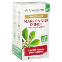 Arkogélules marronnier d'Inde bio 1125mg graine 45 gélules
