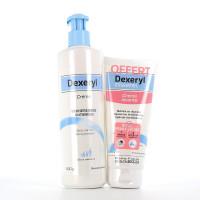 DEXERYL crème 500g + crème lavante 200ml offert