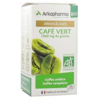 Arkogélules Café Vert Bio 45 Gélules