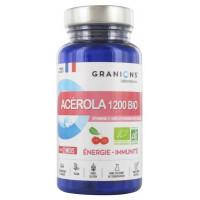 Acérola 1200 Bio 30 Comprimés
